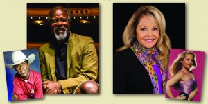 "Featuring the stars of TV's ""Walker Texas Ranger"" and ""Dallas."" Clarence Gilyard as Hoke and Charlene Tiltobon as Miss Daisy."