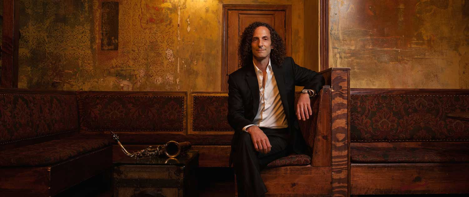 An Evening With Kenny G Sept 8 Peoples Bank Theatre